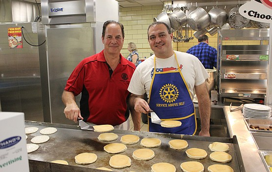 Canfield Rotary Club hosts Community Showcase