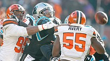 Mayfield & Co. damage Panthers' playoff hopes