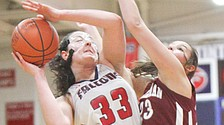 Fitch girls take first game against Boardman