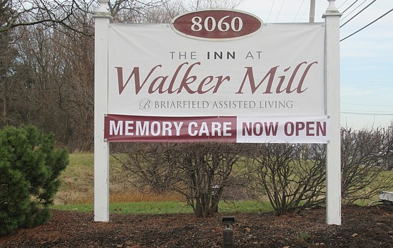 The Inn at Walker Mill opens new memory care facility