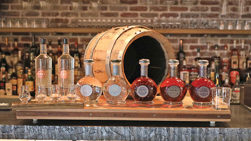 Western Reserve Distillery focuses on quality