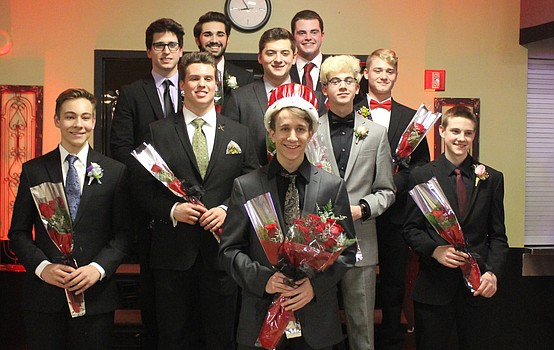 CHS crowns Beck Sweetheart King