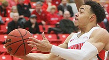 Quisenberry injured as YSU winning streak ends
