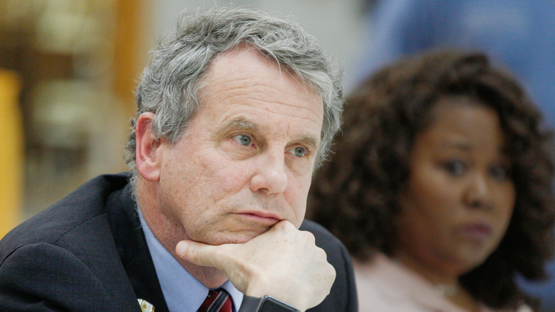 Sherrod Brown announces he will not run for president in 2020