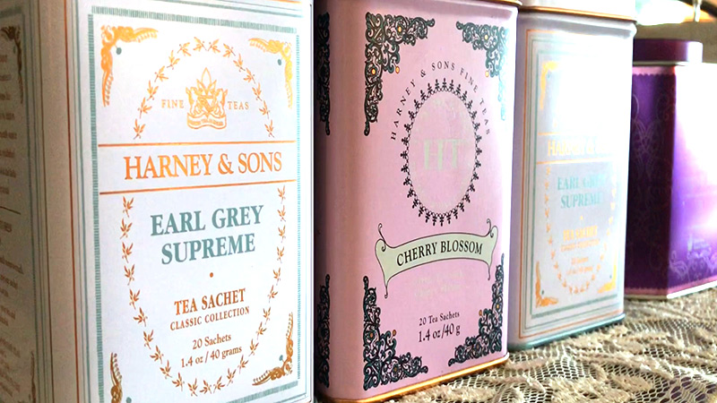 Piccadilly Parlour provides an escape, unique teas