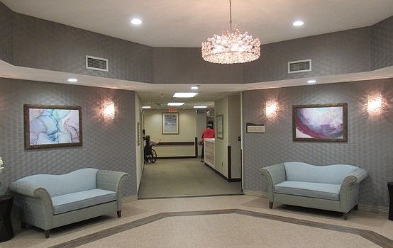 Beeghly Oaks celebrates renovated facility with open house