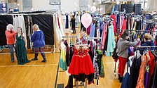 Kyrsten's Kloset makes about 100 young women happy