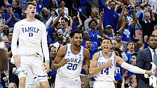THE ONE GETS AWAY: UCF comes up short against  No. 1-seed Duke