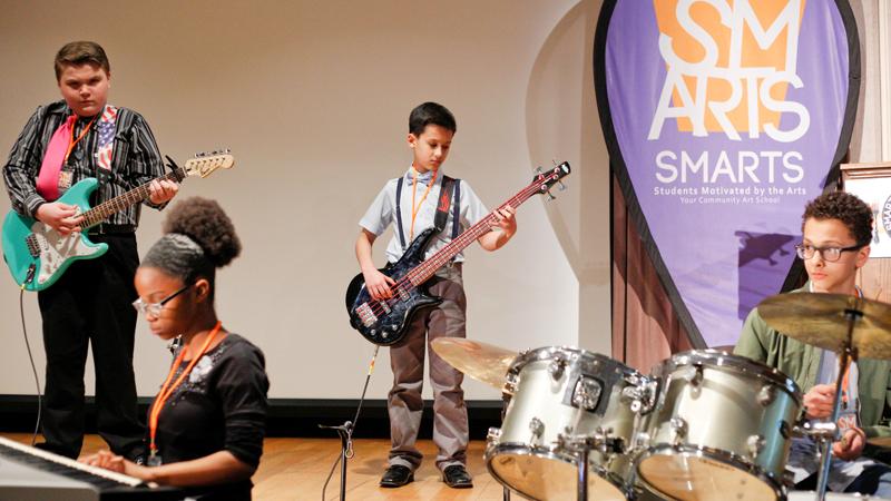 Singer-songwriter praises SMARTS program | vindy com