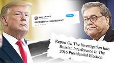 Mueller report paints damning portrait of Trump
