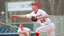Penguins swept in twinbill against NKU