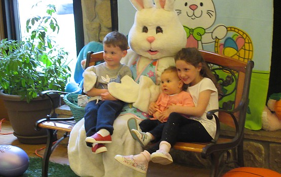 Boardman Park hosts Evening with the Easter Bunny