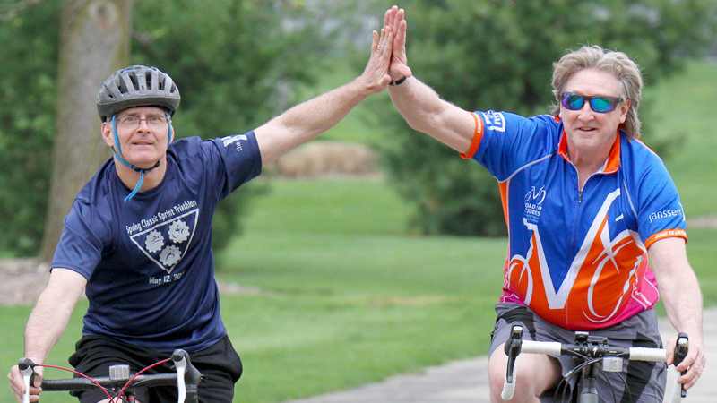 Valley survivors of multiple myeloma pedal for the cause | vindy com