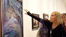 Novak's 'Iconic Vision' comes to Butler branch