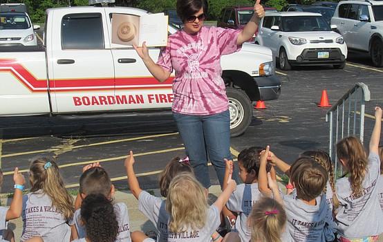 Boardman hosts annual Safety Village event