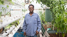 Jamaican immigrant revives S. Side neighborhood through gardens, restorations