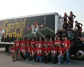 Canfield 2008 Seniors truck