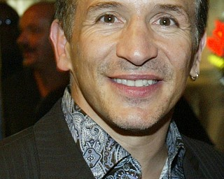 "Former professional boxer Ray ""Boom Boom"" Mancini"