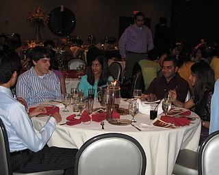 YSU students at Diwali