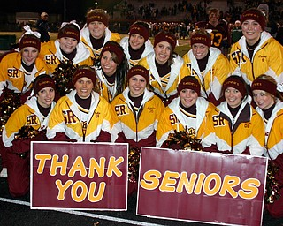 """Thank You Seniors...it's been a great year!"""
