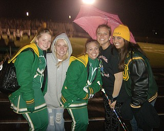 mandys birthday -- playoff game vs apple creek