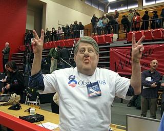 Steve Prokay of Cleveland