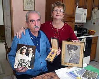 Thomas Gent's two children, Raymond Gent and Barbara Mondok