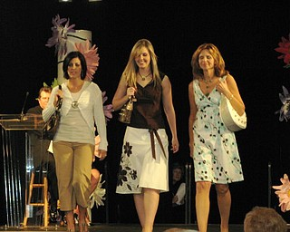Models at the Angels of Easter Seals Spring Fashion Show