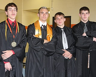 Mineral Ridge High School Graduation 2008