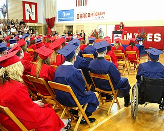 Niles High School Graduation 2008