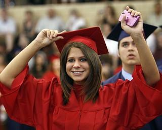 Niles High School Graduation 2008