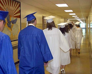 Hubbard High School 2008 Graduation