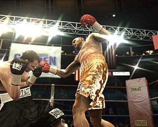 <b>Screenshot</b><br>Don King Presents: Prizefighter