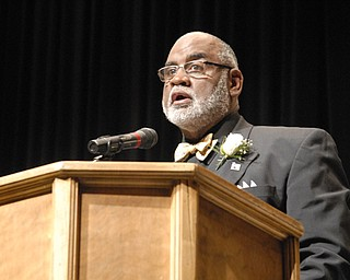 Board of Education President Robert Faulkner, Sr. also made encouraging remarks.