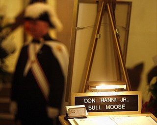 Don Hanni Jr.  Bull Moose