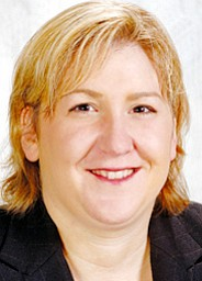 Lisa Antonini, democrat, Mahoning County Treasurer and former Chairwoman of the Mahoning County Democratic Party