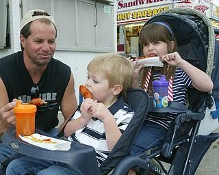 Canfield Fair August 27, 2008