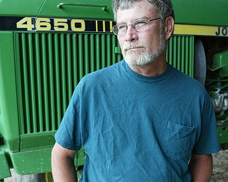 Jim Kilpatrick has installed solar panels to generate electricity on his Warren Twp farm.
