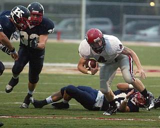 Girard vs Warren JFK Sept. 5, 2008