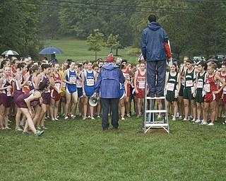 The 2008 Spartan Invitational at Boardman High School Saturday, August 13, 2008. Photo by Daniel C. Britt.
