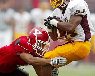 Central State vs YSU Sept. 13, 2008