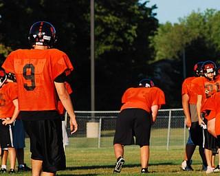 Newton Falls football team