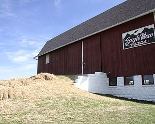 Things are getting back to normal at Henry and Linda Lipps' Eagle View farm where Brad Paisley performed on GMA