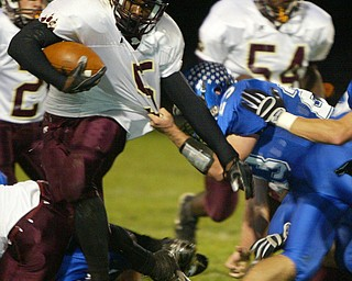 Liberty vs Lakeview Oct. 3. 2008.