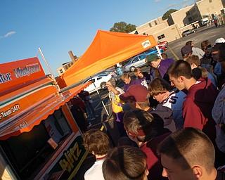 Blitz Tailgate Party: Massillon Jackson at Boardman