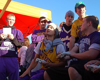 Blitz Tailgate Party: Massillon Jackson at Boardman
