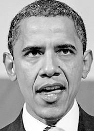 Sen. and Democratic Presidential Nominee Barack Obama