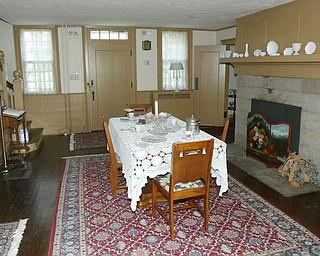 Strock Stone House circa 1831 Austintown historical Society