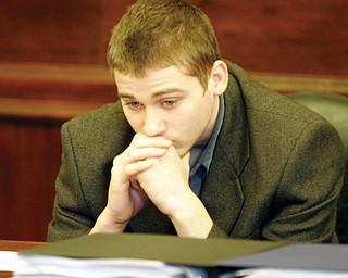 Michael Davis, during trial.