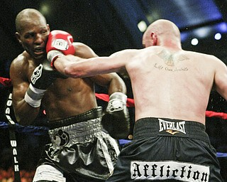 Pavlik vs Hopkins. Saturday October 18, 2008 in Atlantic City. Photo by William D. Lewis.